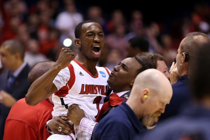 Louisville Beats Duke To Advance To Final Four