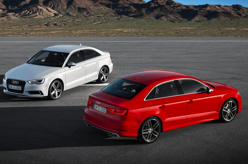 Audi prices the S3 from $41,300