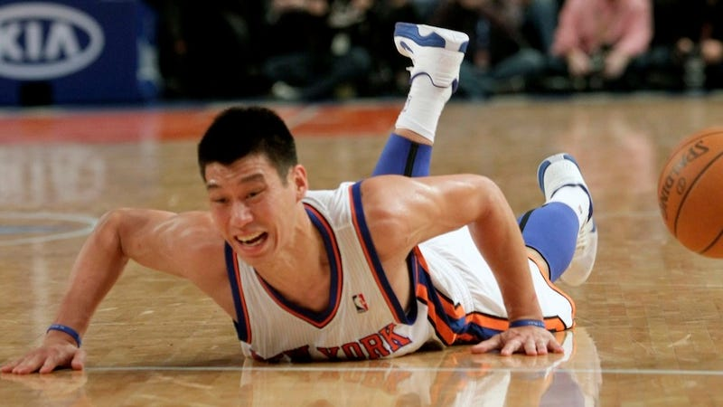 Jeremy Lin's Contract Could Cost The Knicks $58 $43 Million In Year Three [UPDATE]