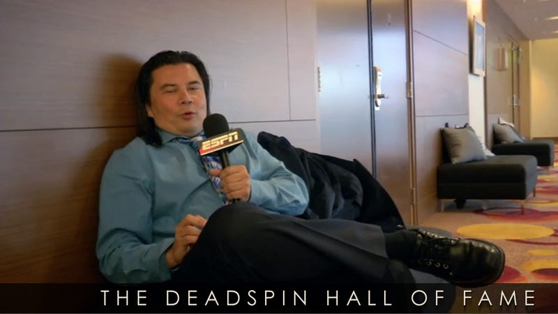 2012 Deadspin Hall Of Fame Nominee: Lynn Hoppes