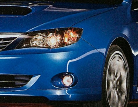 Is It or Isn't It? Motor Trend's Subaru Impreza Shots