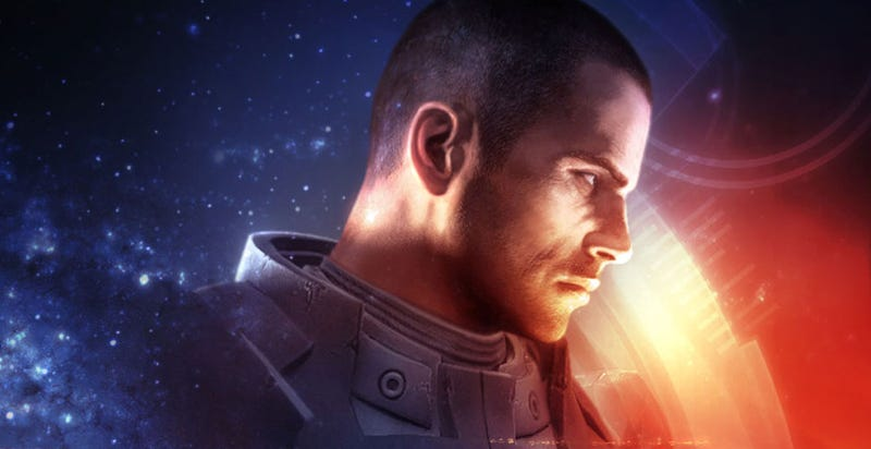 Mass Effect 3 Will Be A Battle For Earth