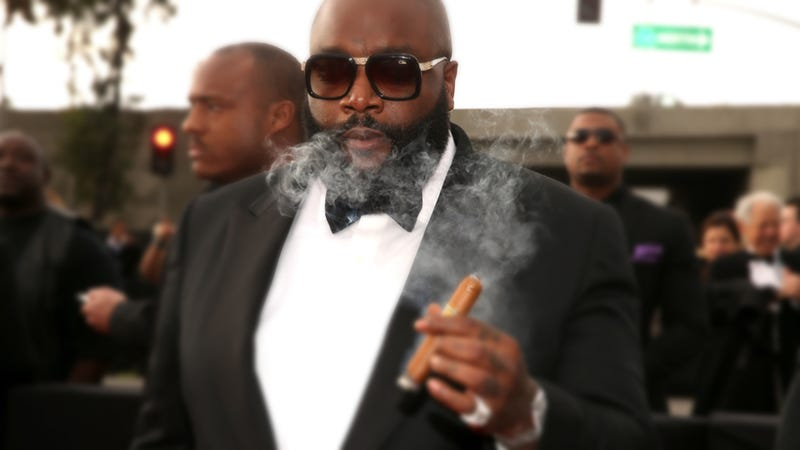 Rick Ross Casually Raps a Rape Joke