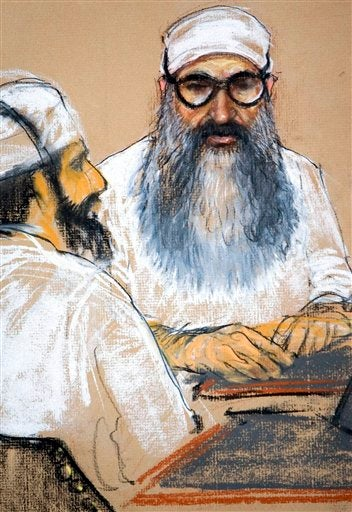 Khalid Sheikh Mohammed Hates His Nose In This Picture