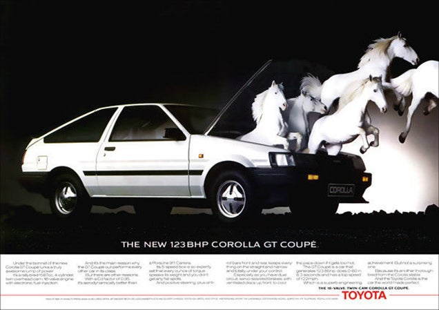 The Weirdest Car Print Ads You've Ever Seen