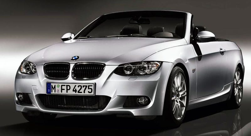 BMW M Sport Package Prices Announced