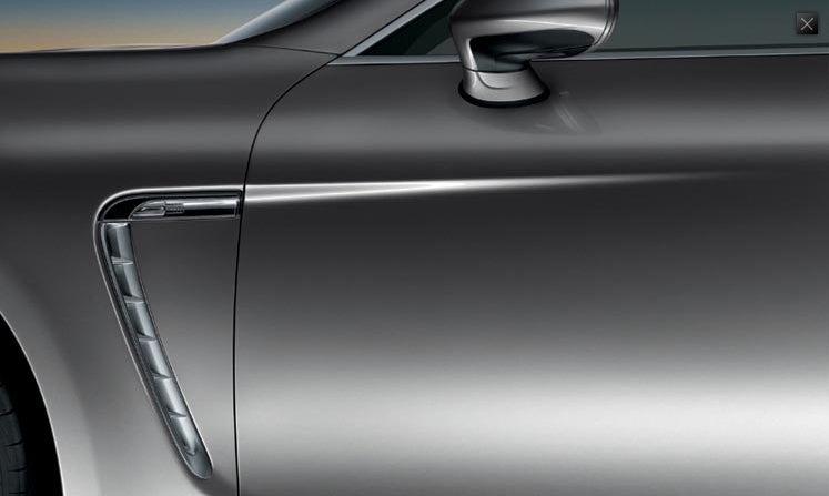 2010 Porsche Panamera: More Four-Door Photos