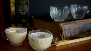 The Eggnog You've Been Drinking Is Crap. Here's the Perfect Recipe
