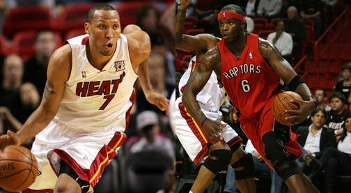 Shawn Marion Traded For Jermaine O'Neal