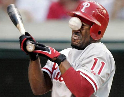 Jimmy Rollins Is Recognizable