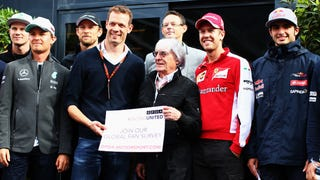 Grand Prix Drivers' Association Wants Your Feedback On Making F1 Better