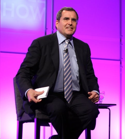 Peter Chernin: What's He Building in There?