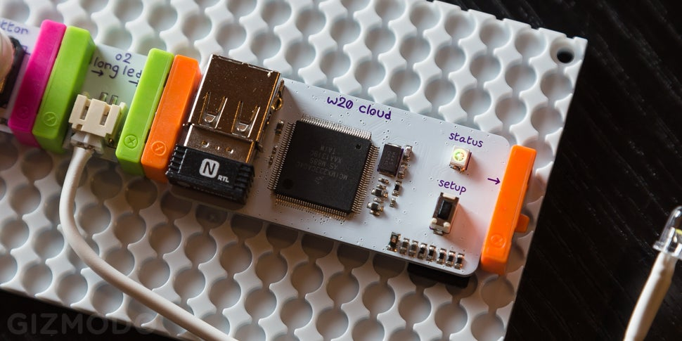 LittleBits Now Lets You to Build Your Own DIY Smart Home
