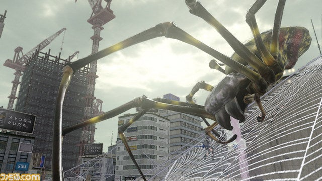In Earth Defense Force 4, the Bugs Are Back, And This Time They're Hungry...