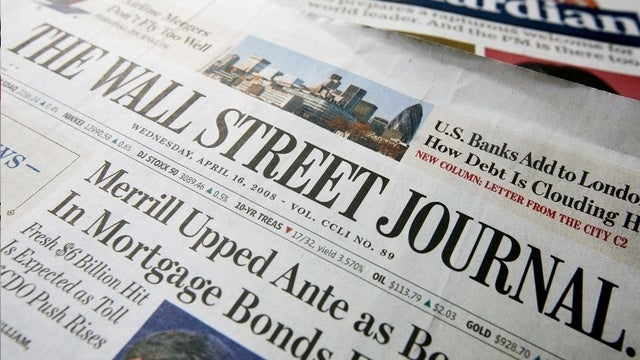 Chinese Hackers Have Also Been Hacking The Wall Street Journal