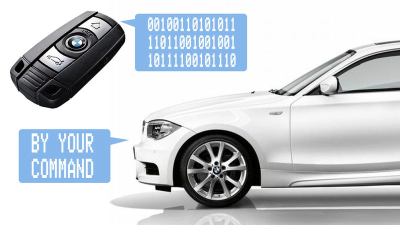 Watch Hackers Steal A BMW In Three Minutes