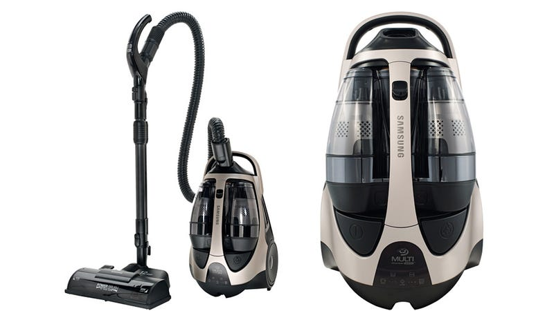 The Messier You Are, the Harder This Dust-Detecting Samsung Vacuum Sucks