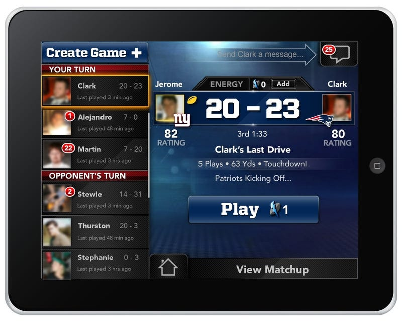 Madden NFL Social Makes the Right Call on What Mobile Sports Should Offer