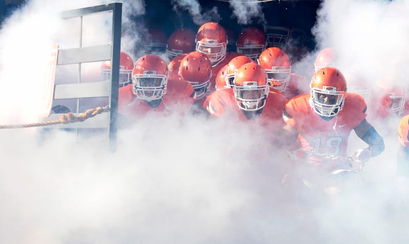 Oklahoma State? Pffft. Here's What A Real Sports Scandal Looks Like
