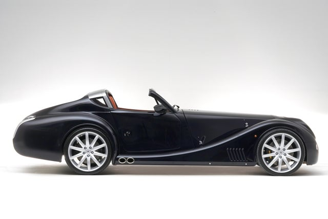 Morgan Aero SuperSports Gives Us Wood