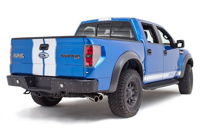 shelby gives the ford raptor 700 horsepower and stripes for 45 000. Black Bedroom Furniture Sets. Home Design Ideas