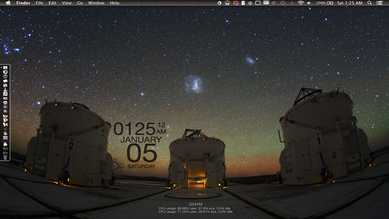 The Stargazer's Desktop
