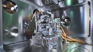 Este es ahora uno de los microscopios de rayos X más avanzados del mundo