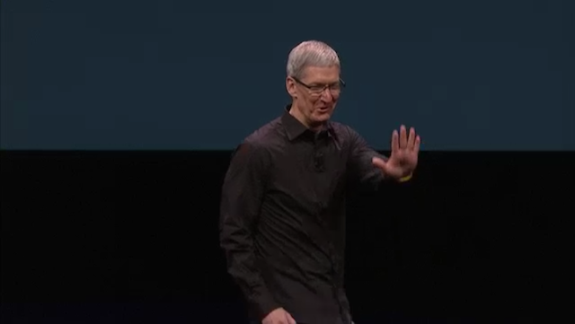 Watch Apple's iPhone 5 Keynote Right Now