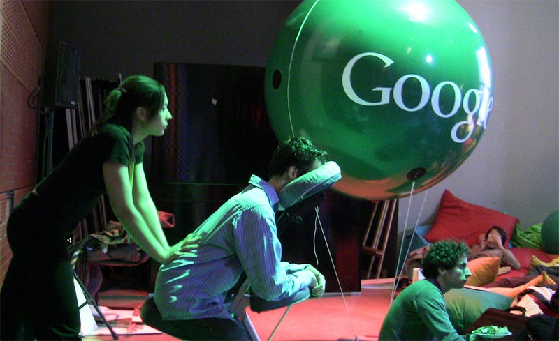 Google Is Now Providing Servants to Its Employees