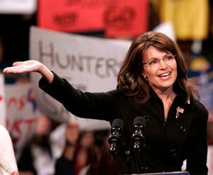 Sarah Palin's God Is About As Crazy As Everyone Else's