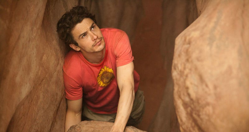 NYU Student Stuck Between Two Buildings Saved by James Franco