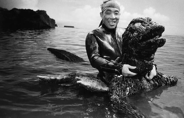 Secrets from the Man Inside the Godzilla Suit