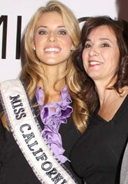 Is Carrie Prejean's Mother Gay?