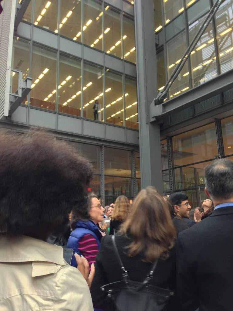New York Times Employees Walk-Out (Sort of) Over Union Dispute [UPDATE]