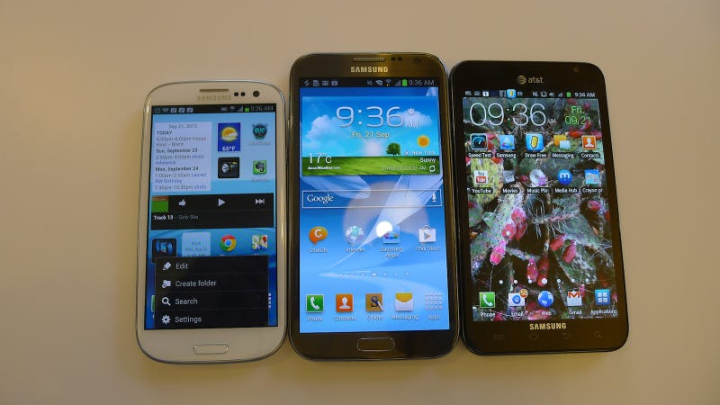 Samsung Galaxy Note II Hands On: Bigger Got Better
