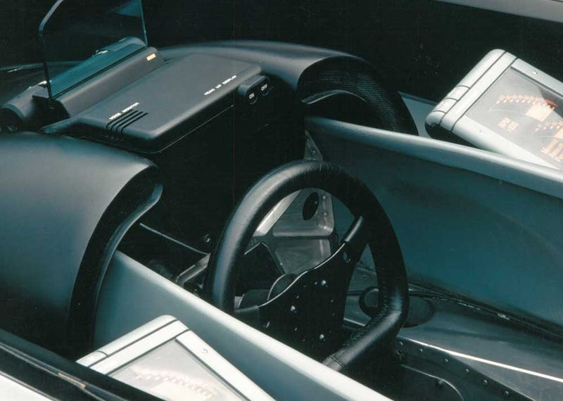 The 1987 Oldsmobile Aerotech Was Not Your Great-Grandson's Oldsmobile