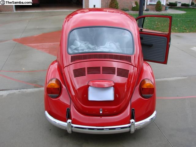 Nice Price Or Crack Pipe: 966-Kilometer 2001 Mexican Beetle For $10,900?