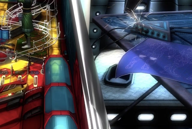 A Visual Guide To Pinball FX2: Marvel Pinball