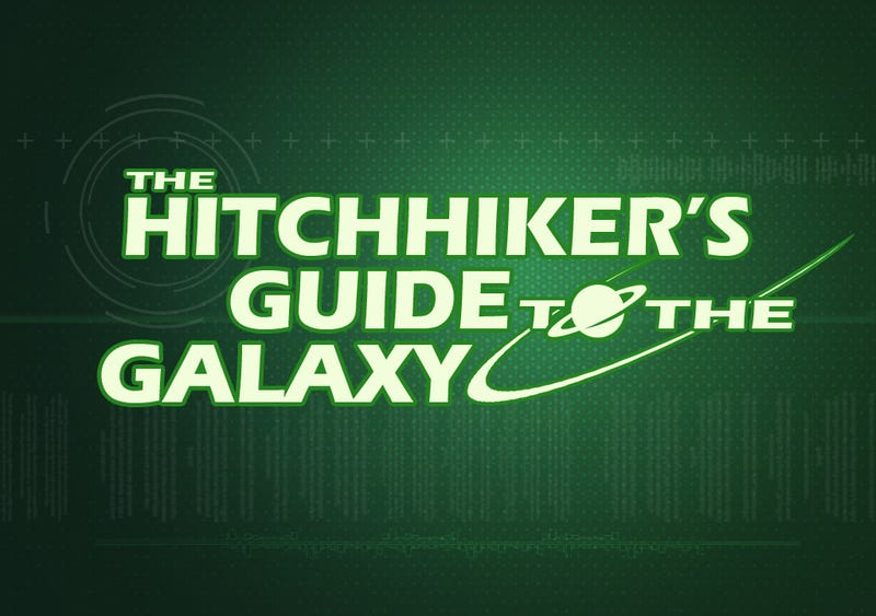 New app turns your iPad into the Hitchhiker's Guide to the Galaxy
