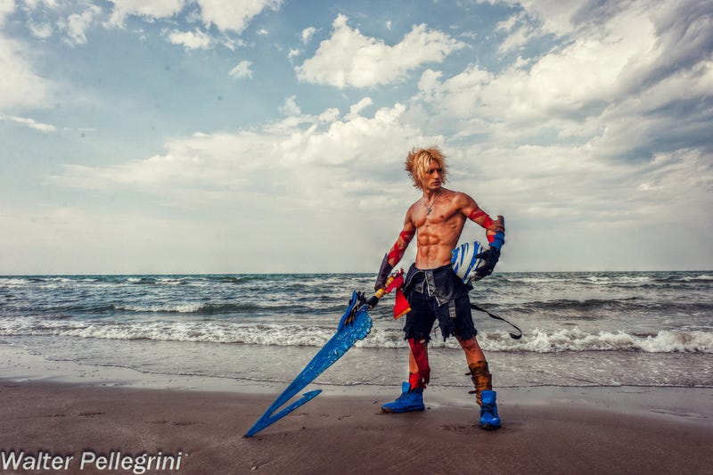 Final Fantasy X in HD? No, FFX in Real Life.