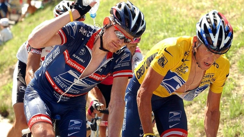 Read Floyd Landis's Lawsuit Againt Lance Armstrong, Which The Government Could Join Any Day