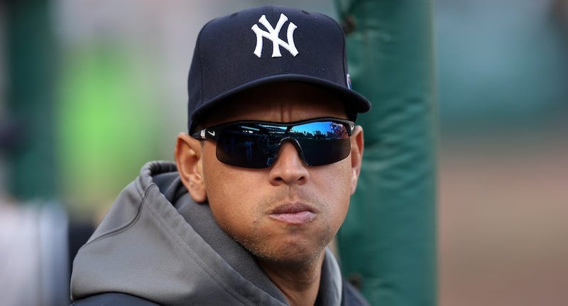 Joe Girardi Called The Yankee Stadium P.A. Announcer To Tell Him Not To Announce A-Rod's Exit From The Game