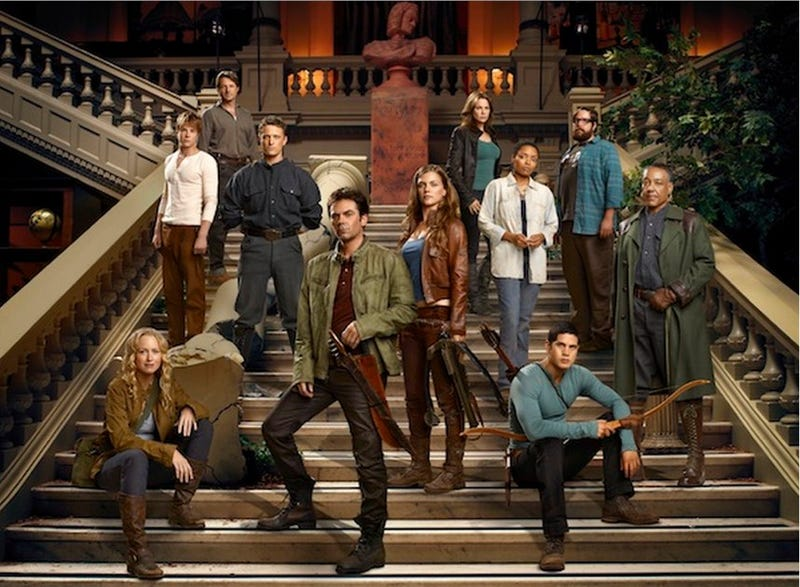 The first look at J.J. Abrams' new post-apocalyptic TV show Revolution