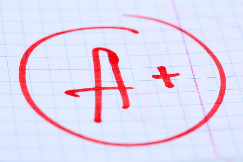 Asst. Principal Fined for Changing His Son's Failing Grades 11 Times