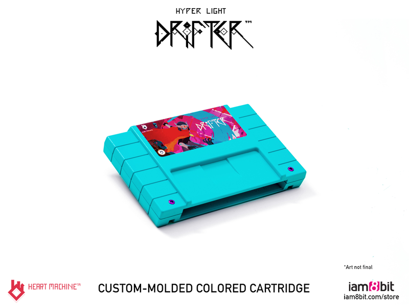 Hyper Light Drifter's Retro Collector's Edition Is So Hot