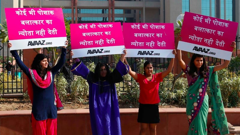 India Slowly Starts to Combat Rape Culture With Legislative Recommendations