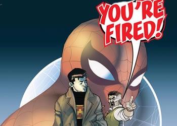 Cheap Holidays In Spider-Man's Unemployment Misery