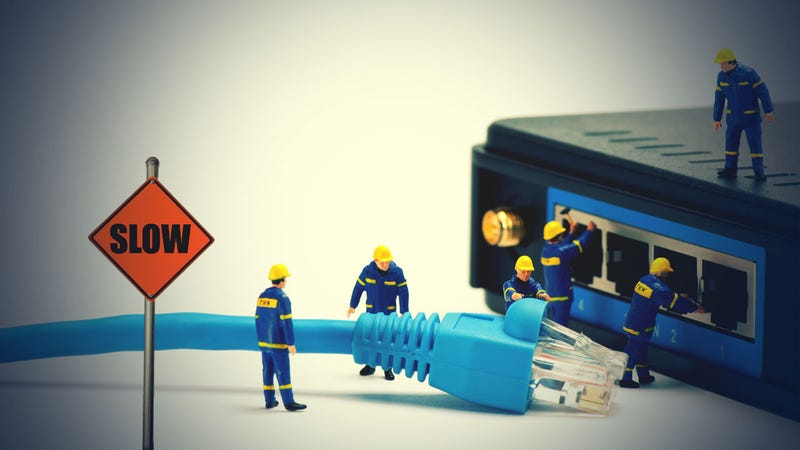 Top 10 Ways to Deal With a Slow Internet Connection