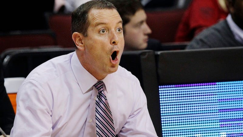 Another Proud Moment For Rutgers Men's Basketball: Head Coach Mike Rice Suspended After Flinging Basketballs At Players' Heads
