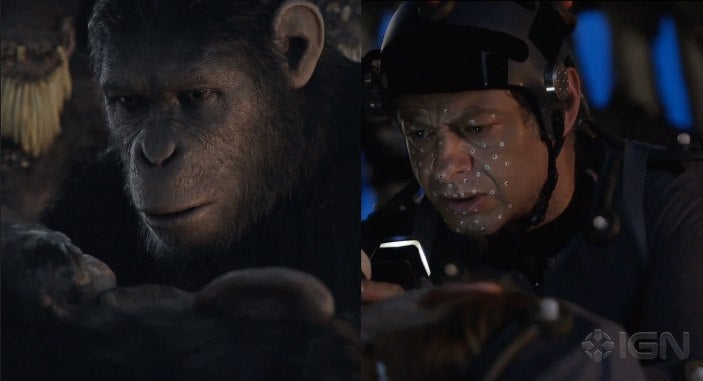 Behind-The-Scenes Look At Dawn Of The Planet Of The Apes Is Stunning